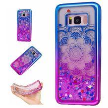 Gumový kryt Big Flower na Samsung Galaxy S8+ 045f41abdaf