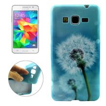 Gumový kryt Blue pozadí na Samsung Galaxy Grand Prime a1b7f148768
