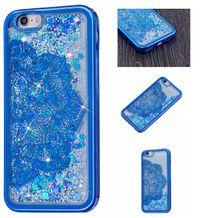 Gumový kryt Blue na iPhone 55 SE - červená 1f56f0aa908