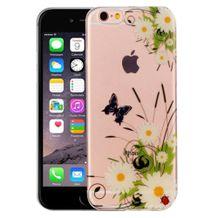 Gumový kryt Chrysanthemum na iPhone 6 d5e0a6ae582
