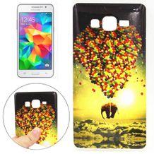 Gumový kryt Hot-air Balloon na Samsung Galaxy Grand prime 7f9654215fe