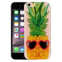 Gumový kryt Pineapple na iPhone 6 82aaf2fad7e