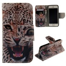 Pěneženkové pouzdro Howl Tiger na iPhone 5   5s 00016d28896