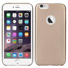 Plastový Thin na iPhone 6 - zlatá fcc05cbd4bb