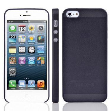 Silikonový kryt na iPhone 4   4s - černá - Bakamo.sk - Kryty 8c764653dec