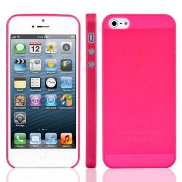 Silikonový kryt na iPhone 4   4s - červená - Bakamo.sk - Kryty 69d64ff79f2