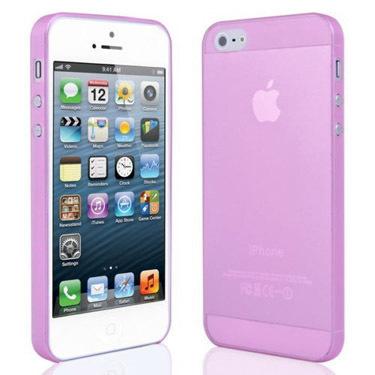 Silikonový kryt na iPhone 4   4s - fialová - Bakamo.sk - Kryty 77a7a88cd73
