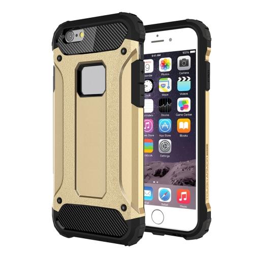 Tough armor kryt + na iPhone 6 - zlatá - Bakamo.sk - Kryty 7279a37fabf